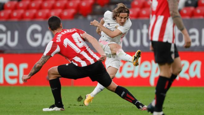 Un partido entre Athletic y Real Madrid