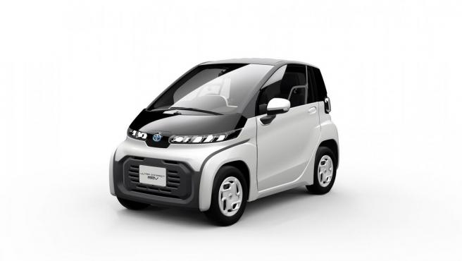 Ultra Compact BEV: vehículo eléctrico que se lanzará en el mercado japonés el próximo año.