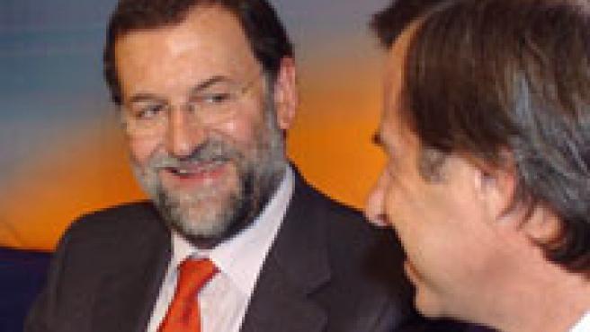 Rajoy, esta mañana en Alcobendas
