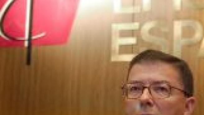 El portavoz de la Conferencia Episcopal Española (CEE), Juan Antonio Martínez Camino