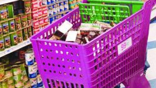 Elegir las marcas puede suponernos un ahorro importante en la cesta de la compra.