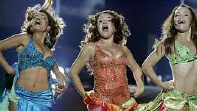 El trío español Son de Sol