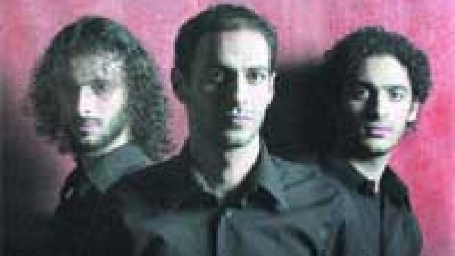 Samir, Wissam y Adnan Joubran, esta noche en el campus de La Merced.