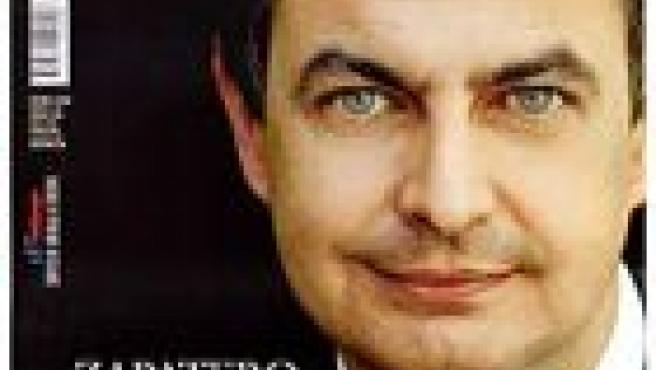 Zapatero en la portada de la revista Zero