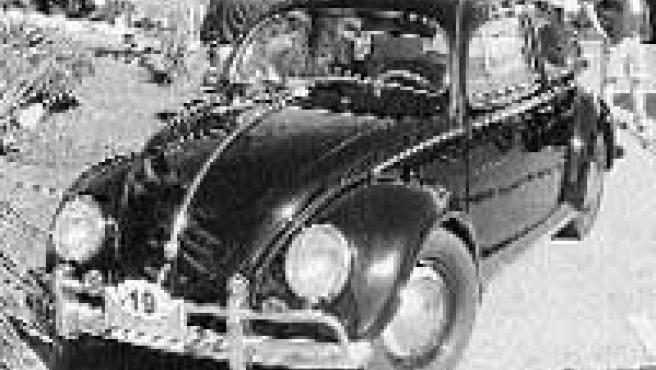 Els 'escarabajos' són un dels cotxes més cridaners de les ciutats.