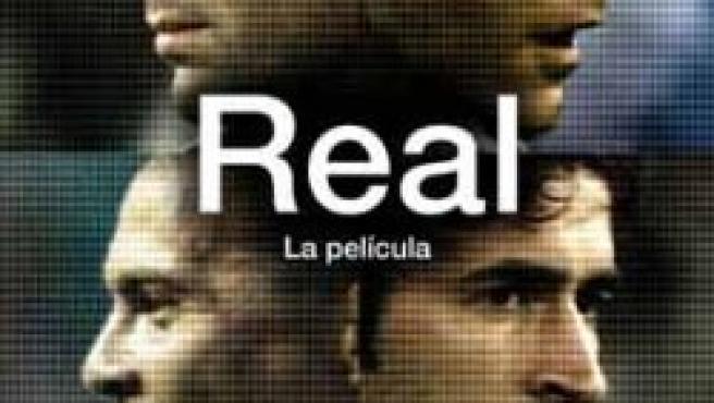 Cartel de 'Real, la película' (Realmadrid.com)