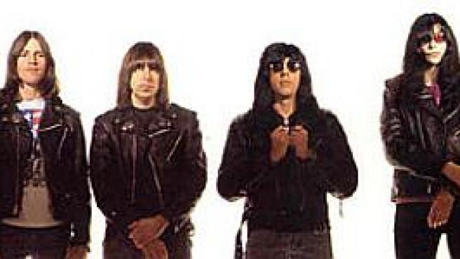 El mítico grupo Ramones