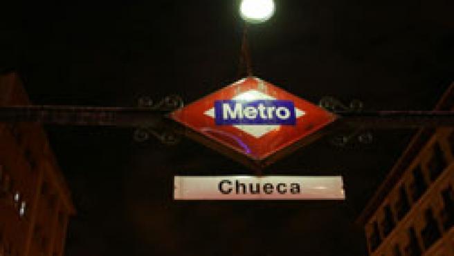 Chueca, de noche