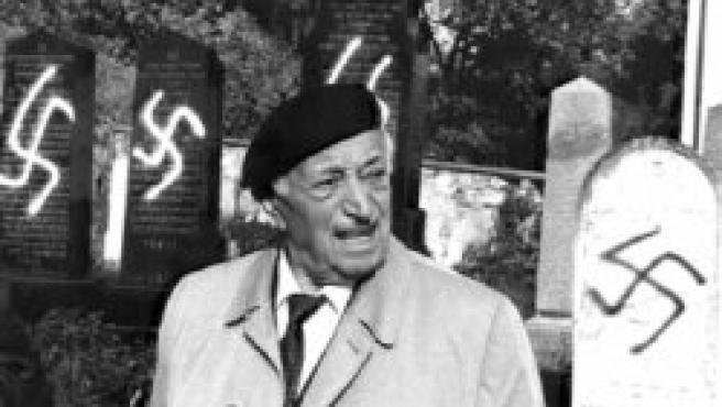Wiesenthal dedicó toda su vida a la caza de nazis