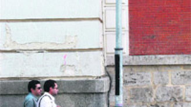 Nadie se escapa a los objetivos. El 90% de los edificios públicos tienen sistemas de vigilancia.