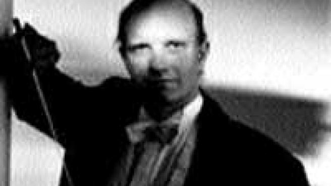 Volker Hartung, director de la orquesta Filarmónica de Colonia.