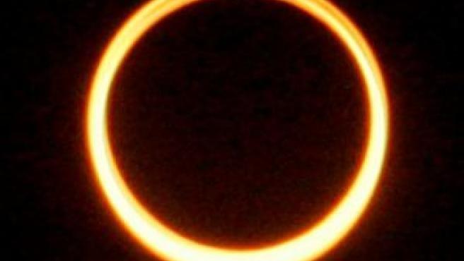 El eclipse, a las 11.00 (Jorge París).