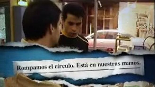 Captura del anuncio emitido en Telecinco
