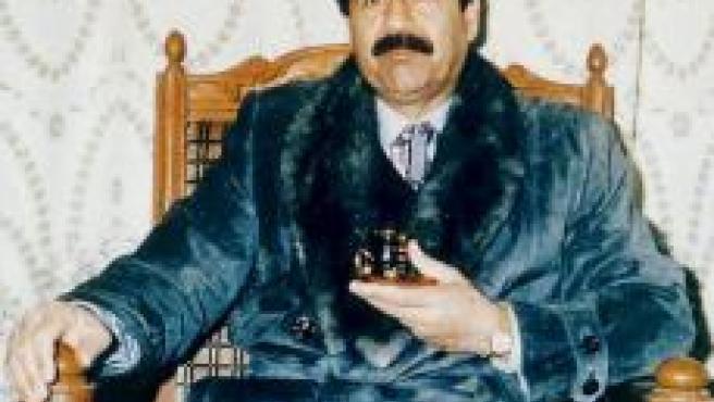 Sadam Husein, en una foto de archivo