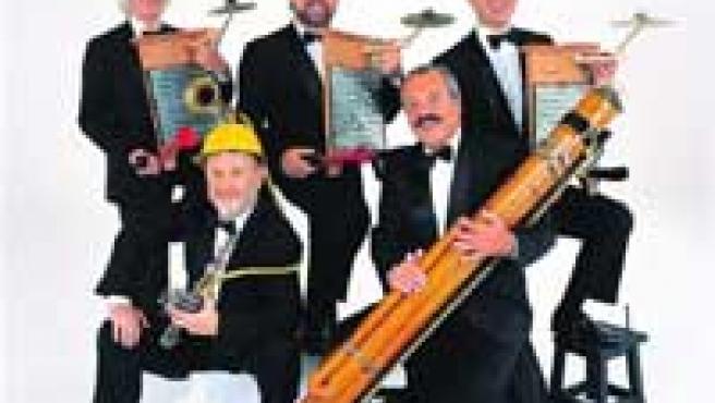Les Luthiers inició ayer sus actuaciones en A Coruña, ciudad gallega donde estará más días.