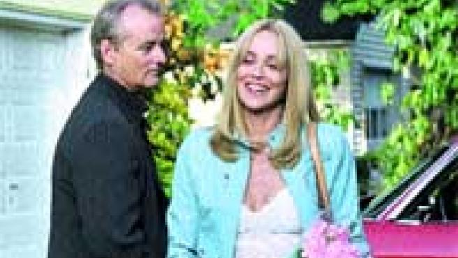 Bill Murray y Sharon Stone, dos veteranos con mucho tirón.