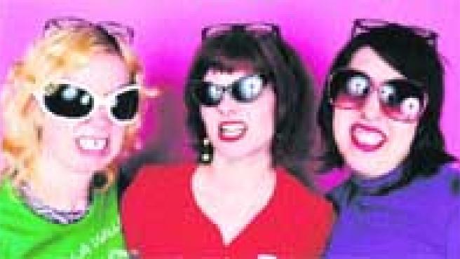 Las chicas de Partilyne (USA) actuarán esta noche junto a Hooker y Turnomatics en la sala El Sol.