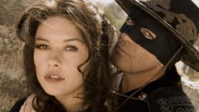 Antonio Banderas vuelve a ser el Zorro.