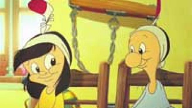 En Animacor se están dando cita durante toda la semana producciones audiovisuales animadas de todas partes del mundo. En la foto (Argentina).