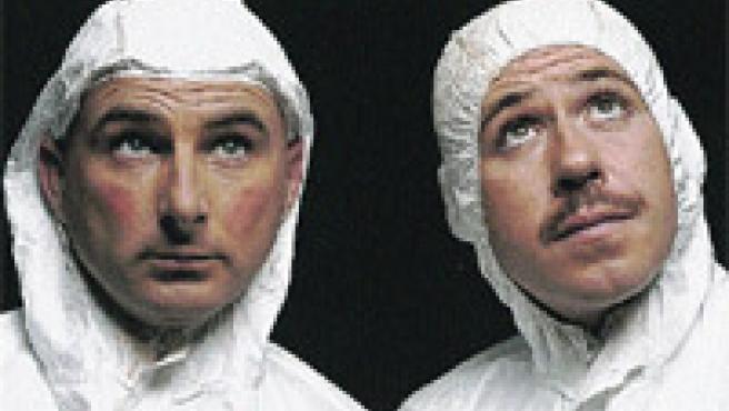 Práxedes Nieto y Víctor Carretero protagonizan esta comedia.