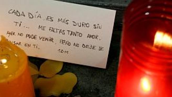 Homenaje a las víctimas del 11-M (FOTO: Jorge París).