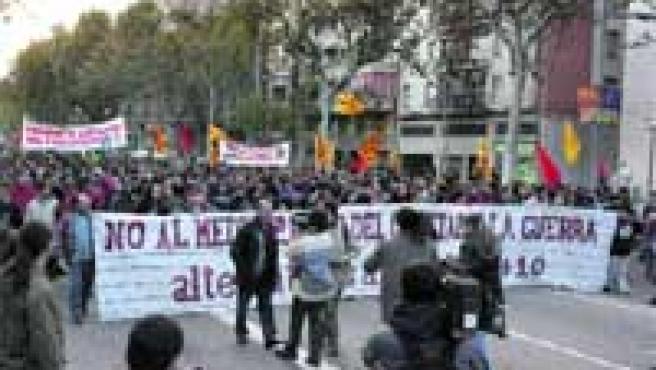 Todas las manifestaciones tuvieron un carácter reivindicativo, lúdico y festivo, sin incidentes destacables.