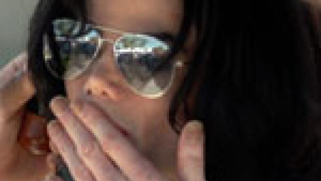 Michael Jackson, en una foto de archivo