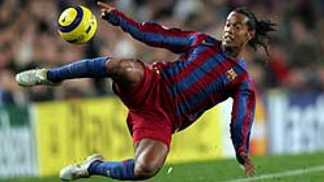 Ronaldinho, en una imagen de archivo. (EFE)