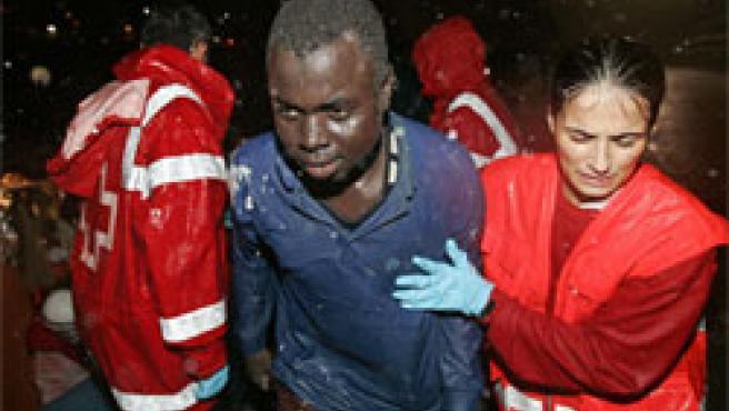 70 inmigrantes han sido rescatados en Fuerteventura
