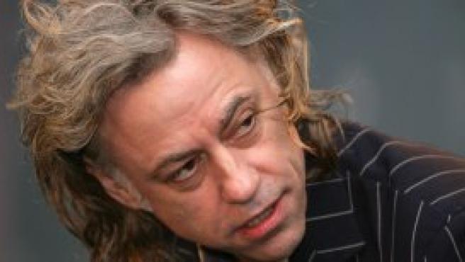 El cantante Bob Geldof (Reuters)