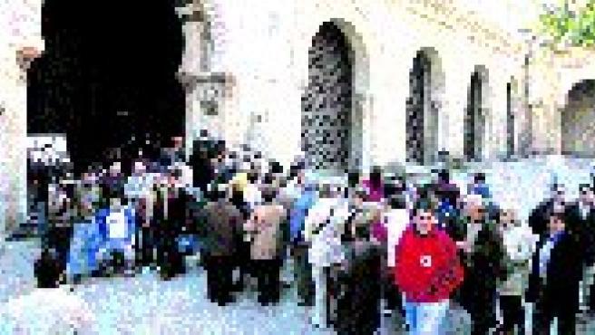 La Mezquita sigue siendo el monumento cordobés más visitado tanto por el turismo nacional como por el internacional.