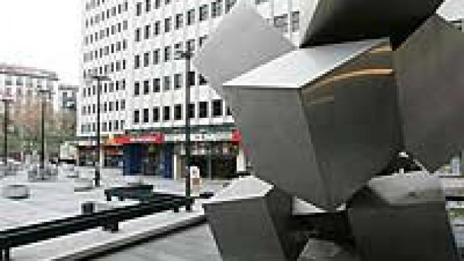 Plaza de los Cubos.