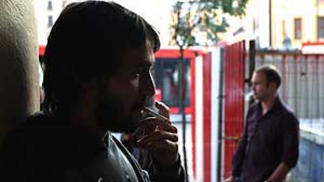 """""""Desde que empezó la ley antitabaco no fumo menos..."""""""