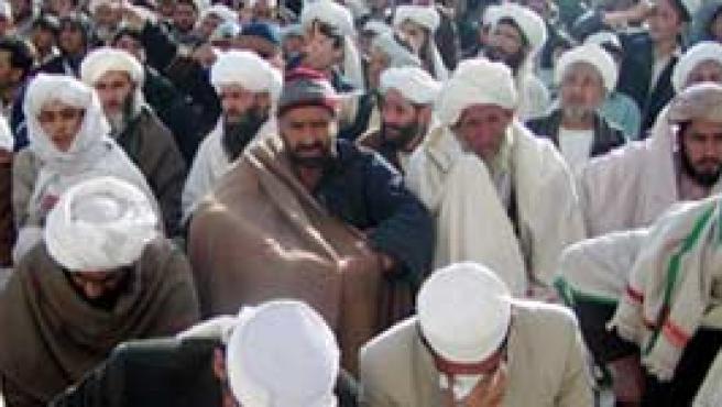 Protestas en Afganistán