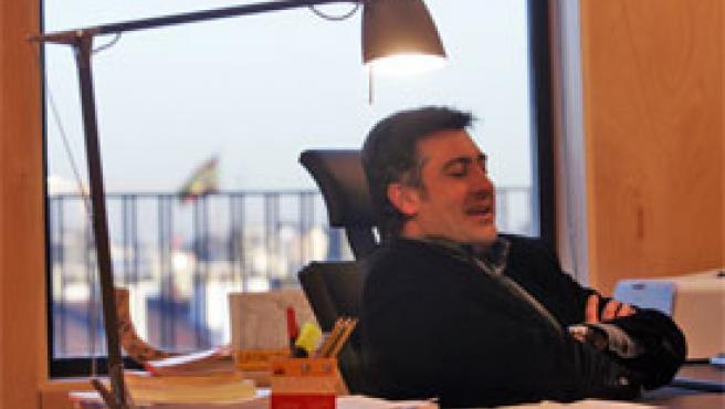 Joan Puigcercós (Foto: Jorge París)