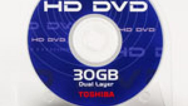 Los HD DVD de doble capa tienen una capacidad de 30 GB.