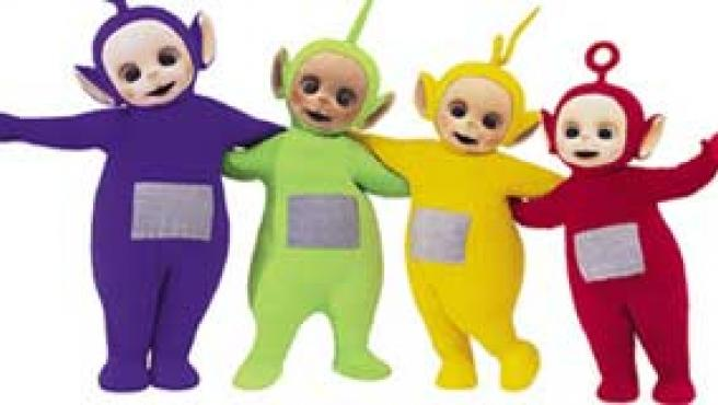 Los 'Teletubbies'