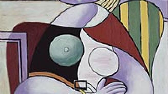 La lectura, de Picasso.