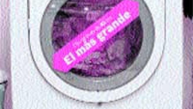 Lavadora. Fue el electrodoméstico más vendido en 2004, con casi dos millones de ventas.