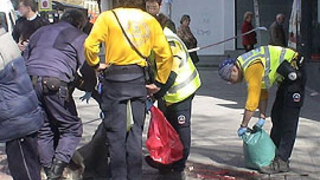 La agresión tuvo lugar en la glorieta de Embajadores (foto: Ayuntamiento de Madrid).