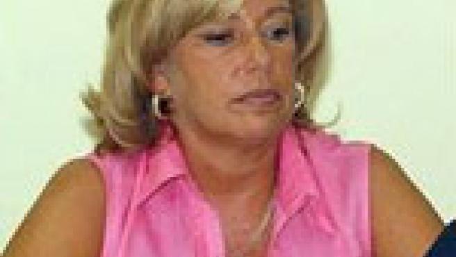 Marisol Yagüe (Foto: Efe)