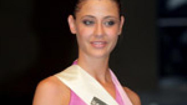 Elisabeth Reyes, Miss Málaga.
