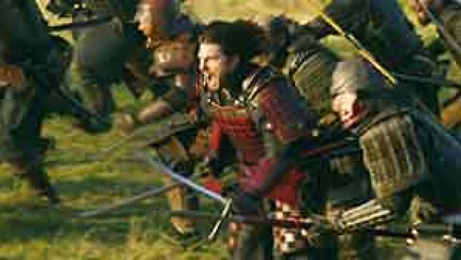 'El Último Samurai', una de las primeras películas en formato HD DVD.