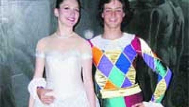 Andrea Palacios y Federico Fresi participaron el año pasado.