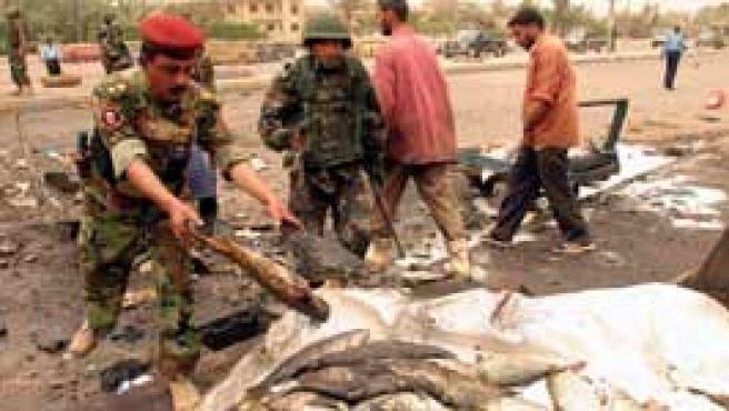 Al menos dos muertos en la explosión de una bomba junto a un mercado. (Efe)