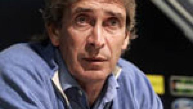 Manuel Pellegrini (EFE).