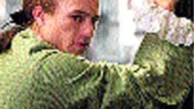 Heath Ledger, en una escena de Casanova.