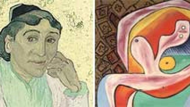 L'Arlesienne, Madame Ginoux', de Van Gogh y 'Le Repos', de Picasso, estrellas en la última subasta de Christie's (Imagen: Christies).