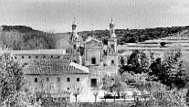 La Santa Espina uno de los rincones que están recogidos en el libro de Caja Burgos.