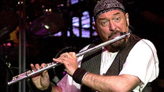 Ian Anderson, único superviviente de los originales Jethro Tull.